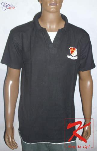 Vest Rompi Akad Payung Teduh Hitam terima order kaos seragam produk seragam lainnya kips