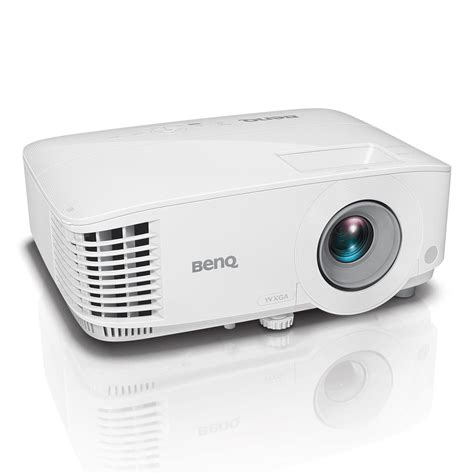Proyektor Wifi mw605w wireless wxga business projector with dongle benq