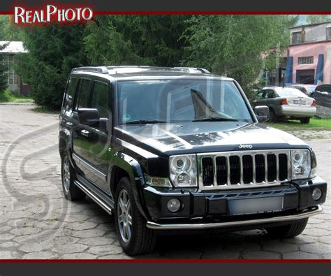 Jeep Commander Bull Bar Jeep Commander 2006 2010 Front City Bar Gratis Stainless