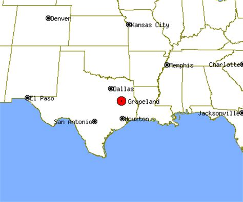 grapeland texas map grapeland profile grapeland tx population crime map