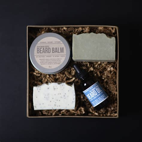 beard care gift set beard care gift set valentines day gift beard by daveandathena