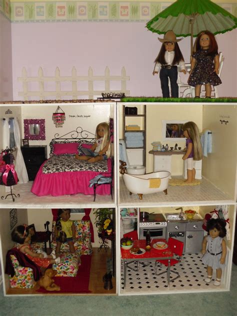 doll house themes 1000 images about doll house ideas on pinterest american girl dollhouse american girl dolls
