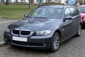 Bmw Front File Bmw E91 Front 20080215 Jpg