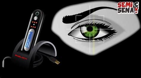 Mesin Absensi Retina Mata cegah pencurian mobil dengan sistem keamanan scan retina mata semisena
