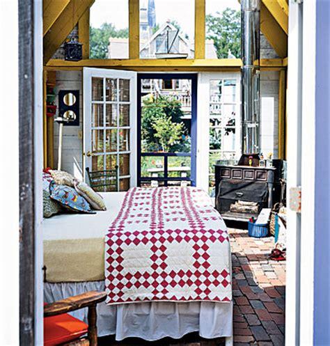 backyard guest room summer house garden sheds backyard retreats the inspired room
