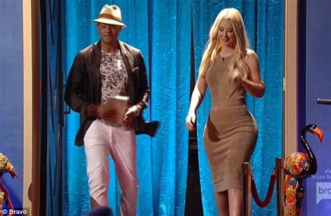 terrence howard watch what happens live iggy azalea gushes about paris hilton on wwhl daily mail