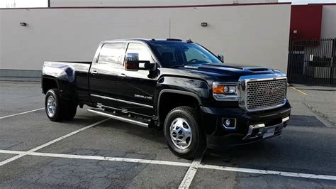 2019 Gmc 3500 Dually Denali by 2019 Gmc 3500 Dually 2019 Trucks
