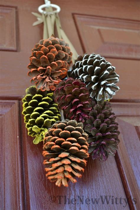 diy pinecone crafts diy pine cone crafts that you will