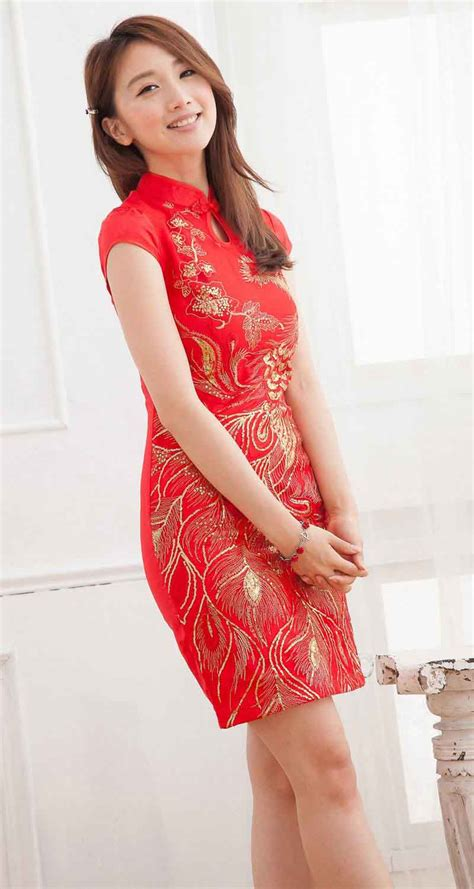 Baju Cheongsam Murah Katun baju cheongsam mangga dua 2014 model terbaru