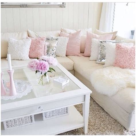 pink home decor