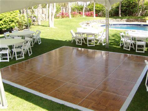 Rent A Floor by Floor Rental Fort Collins Wedding Floor