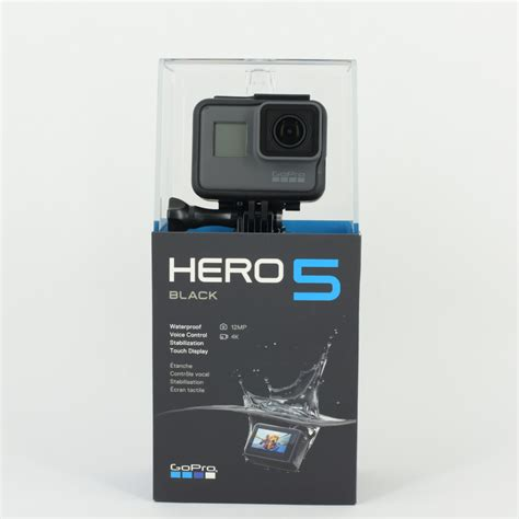 Gopro Hero5 Black new gopro 5 black in stock now