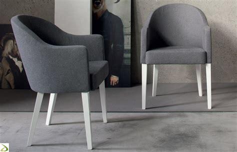 poltroncine da letto moderne poltroncina imbottita da soggiorno polly arredo design