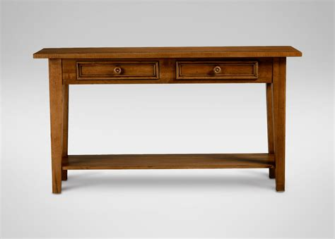 console and sofa tables sofa table console tables ethan allen