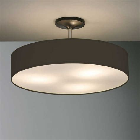 bedroom light fittings uk disco zen semi flush ceiling pendant black andy thornton