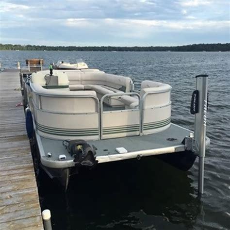 talon performance boats minn kota 174 1810226 talon pontoon performance kit
