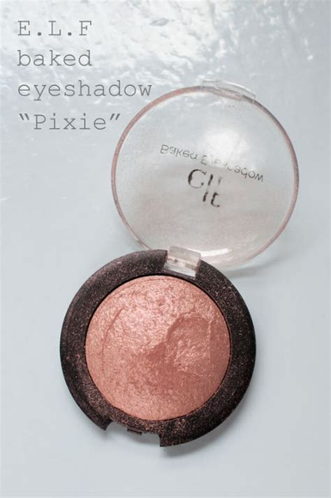 Eyeshadow Pixy Review e l f baked eyeshadow in pixie reviews photos makeupalley