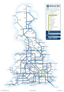 national rail enquiries maps of the uk national rail network