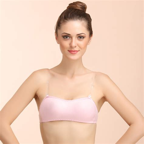 What About A Bra For Your by Buy Bra In Light Pink Color With Detachable