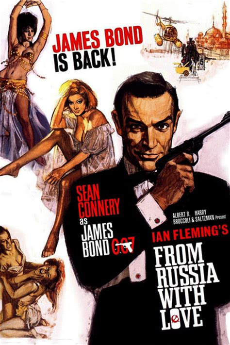 james bond from russia with love from russia with love 1963 review basementrejects