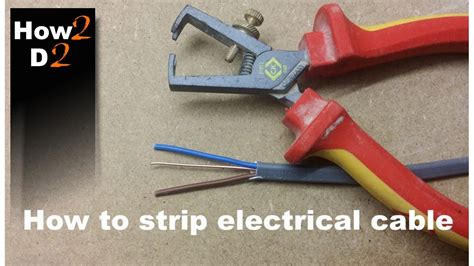 how to electrical wires how to use wire