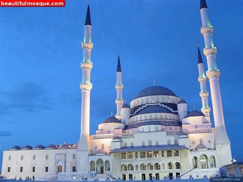 kocatepe mosque ankara beautiful mosques pictures