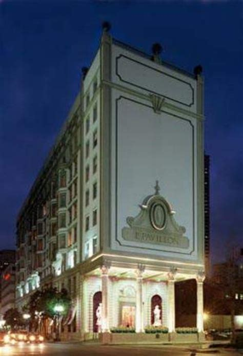 pavillon le le pavillon hotel new orleans nola fav