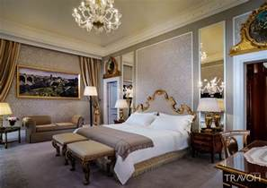 St Regis Luxury Hotel Rome Italy Royal Suite Bedroom