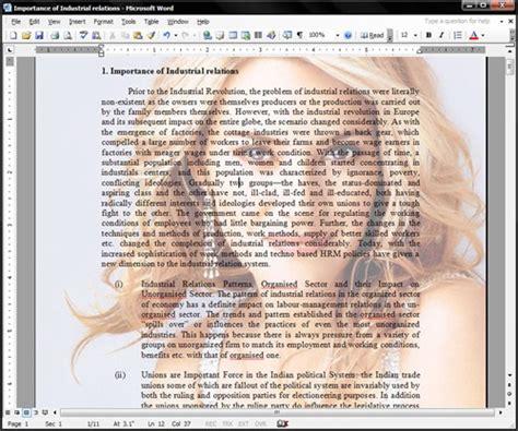 cara membuat watermark di adobe reader dokumen pribadi microsoft word 2007