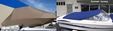 boat canvas covers custom canvas boat tonneau covers bellevue wa eastside