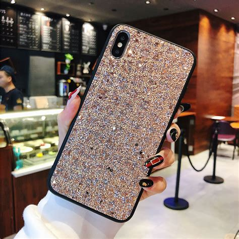 super bling phone case  iphone  xs max xr luxury