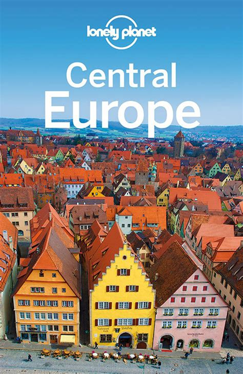 lonely planet prague the republic travel guide books lonely planet central europe travel guide