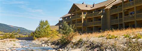 accommodation st lodge resort glacier national park