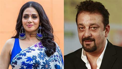 sridevi productions sridevi sanjay dutt likely to reunite in a karan johar
