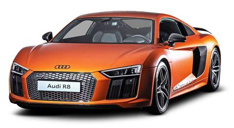 Audi Car Images by Orange Audi R8 Car Png Image Pngpix