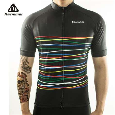 design jersey sepeda gunung racmmer 2018 cycling jersey mtb bicycle clothing bike wear