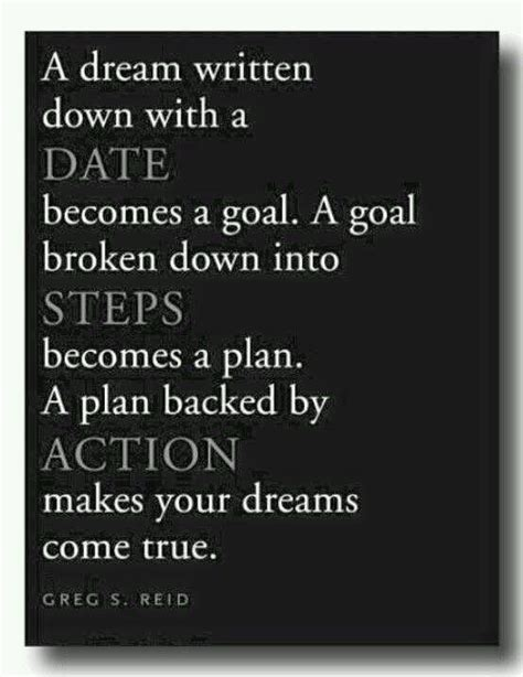 planning your dreams best 25 reaching goals quotes ideas on pinterest