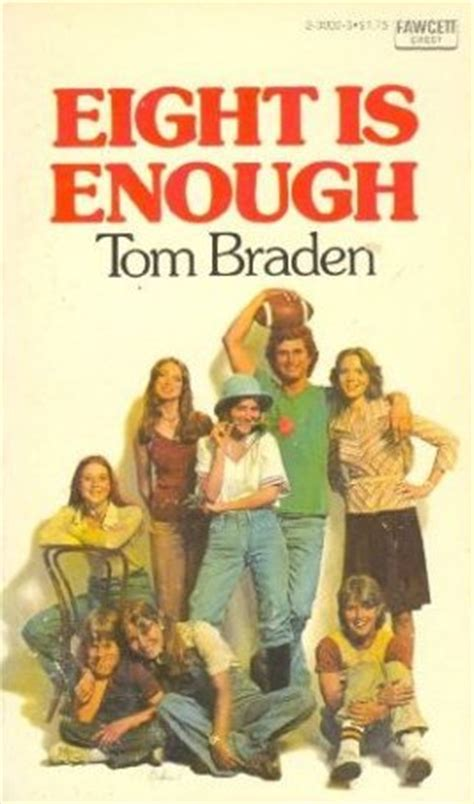 is enough books eight is enough archive of american television