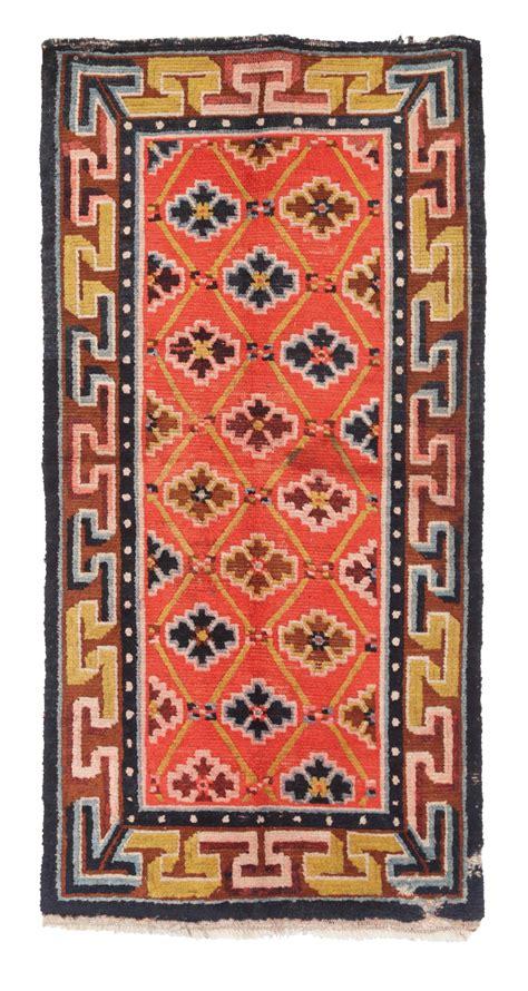tappeto tibetano tappeto tibetano inizio xx secolo tappeti antichi