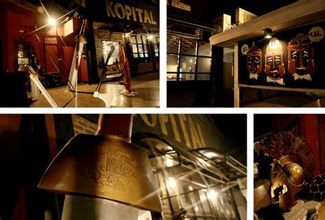 kopital cafe  happening  bandung rohani syawaliah