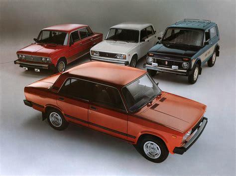 Lada A Canada Canadian Lada Range 1984