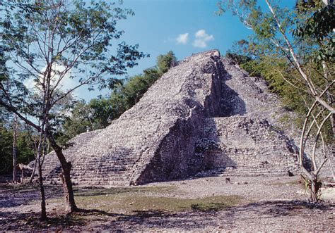 Mexico Architecture by Coba Adventurexperience
