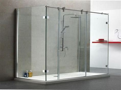 sliding glass shower doors frameless 113 best frameless glass shower doors images on