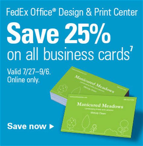 Fedex Office Business Cards by Let Fedex Office Print Your Documents Now