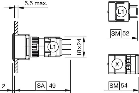 wiring diagram bulgin 28 images the ε24 power switch