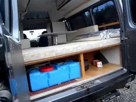 Motorhome Garage Plans by Ford Transit Mk5 Motorhome Camper Van Conversion L3h3