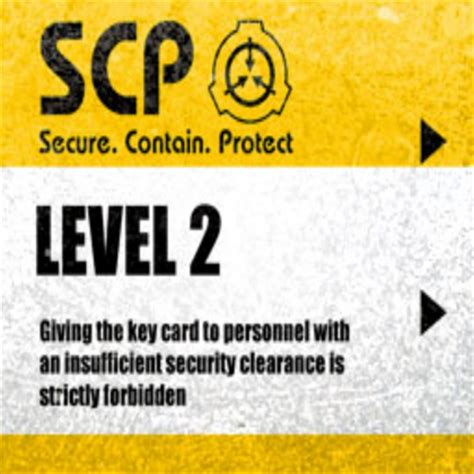 key card scp template scp level 2 key card roblox