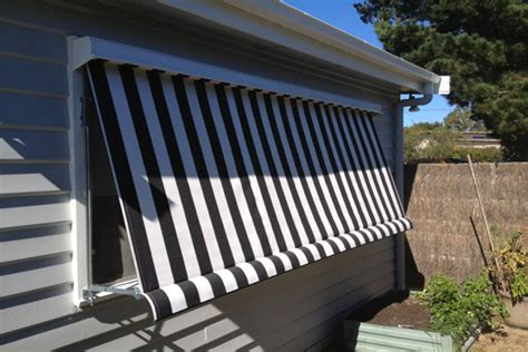 Canvas Awning Blinds by Canvas Awning Photo Energy Window Fashions Melbourne Vic