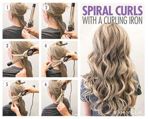 treatment for damaged hair from curling iron best 25 curling iron tips ideas on pinterest perfect