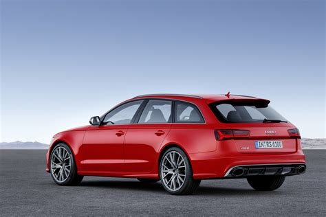 audi rs wagon audi rs 6 avant rs 7 get 605hp performance upgrade